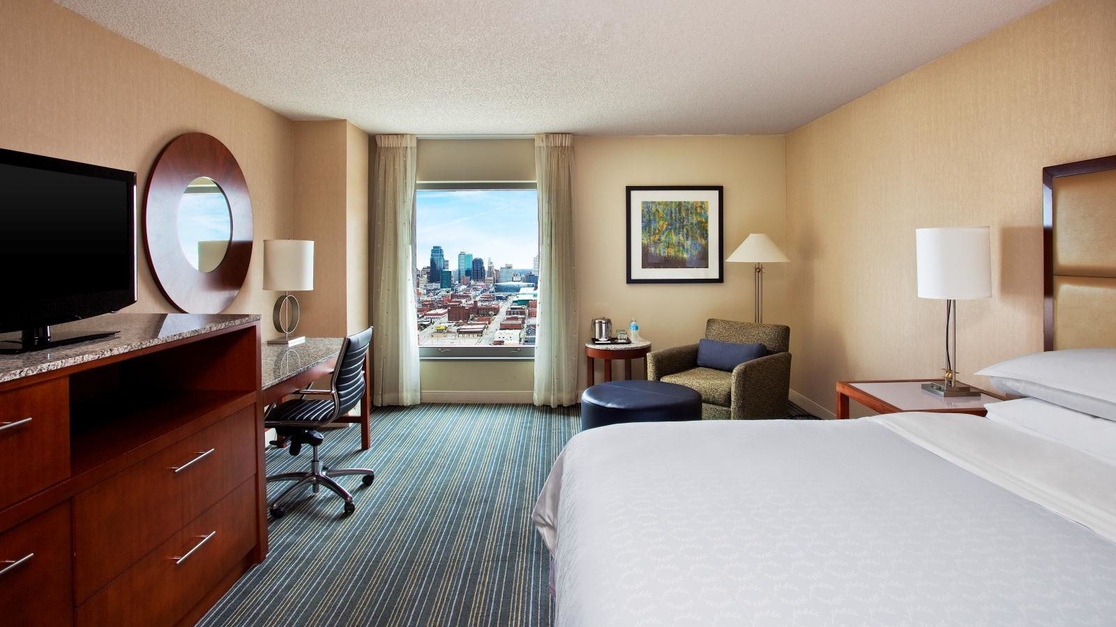 Traditional Room | Sheraton Kansas City Hotel at Crown Center