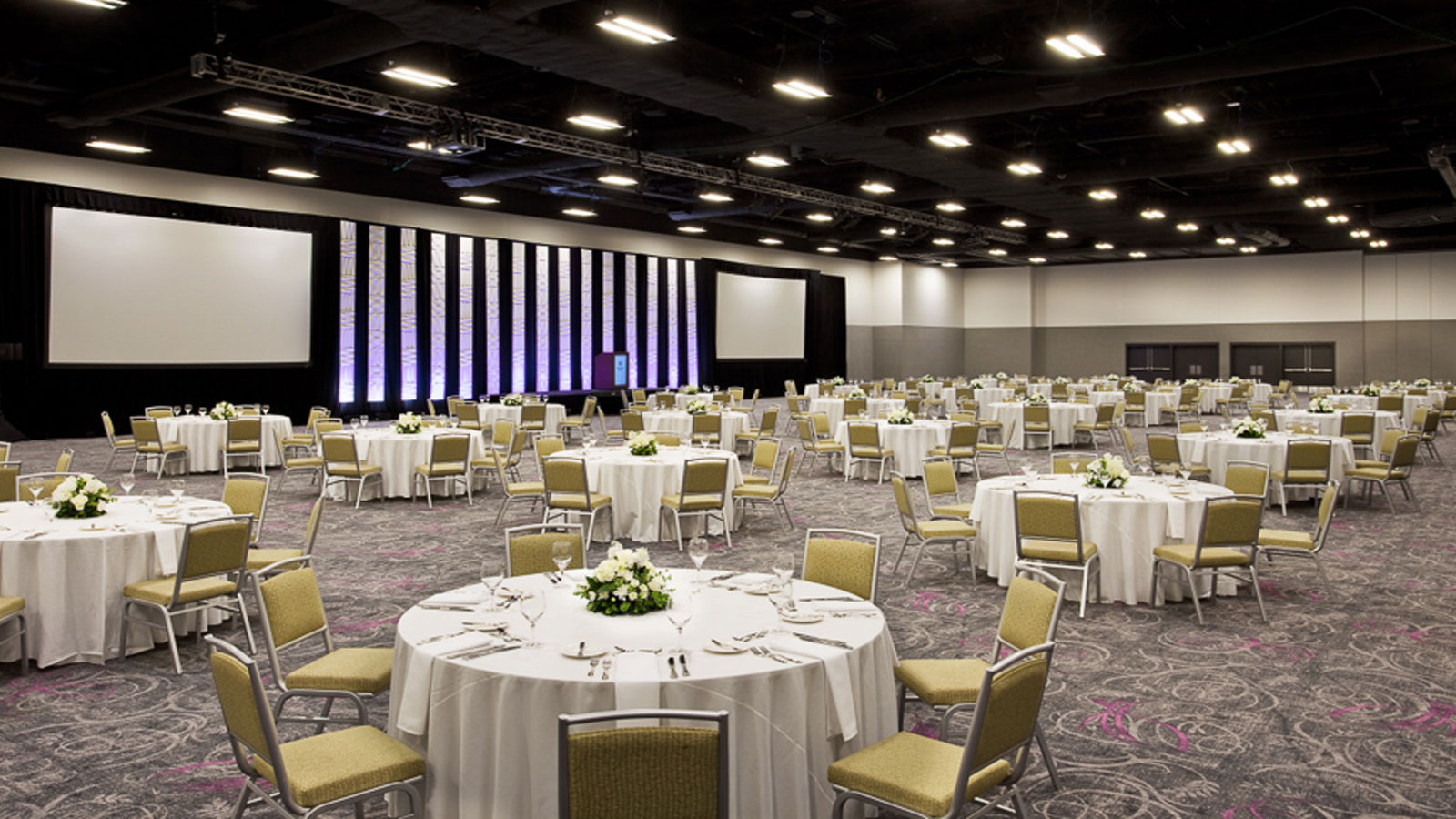 Meeting space kansas city sheraton kansas city hotel at for Best private dining rooms kansas city