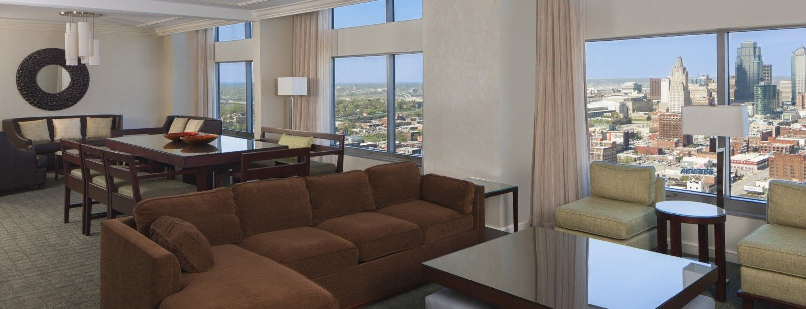 Luxury Suite | Sheraton Kansas City Hotel at Crown Center